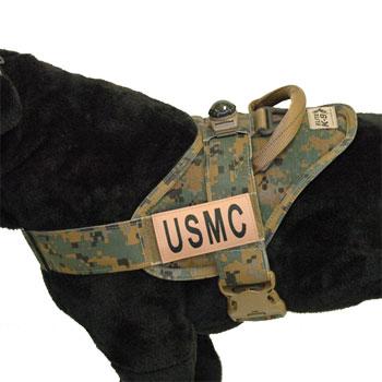 Tactical Patrol Harness-Elite K-9