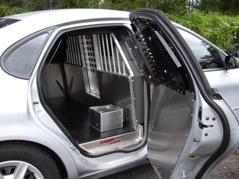 Dodge Charger K9 Insert 2005 10 Elite K 9