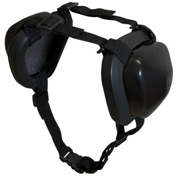 ID Collar W/ 2 ID Panels