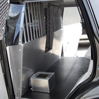 Chevy Trail Blazer K9 Insert-Elite K-9