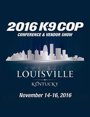 K-9 Cop Conference