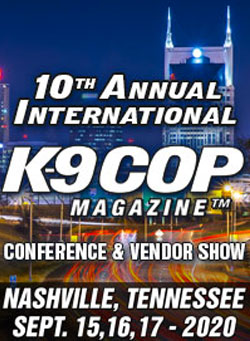 2017 K-9 Cop Conference